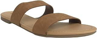Best tan slip on sandals Reviews