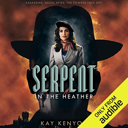 Serpent in the Heather audiobook cover art