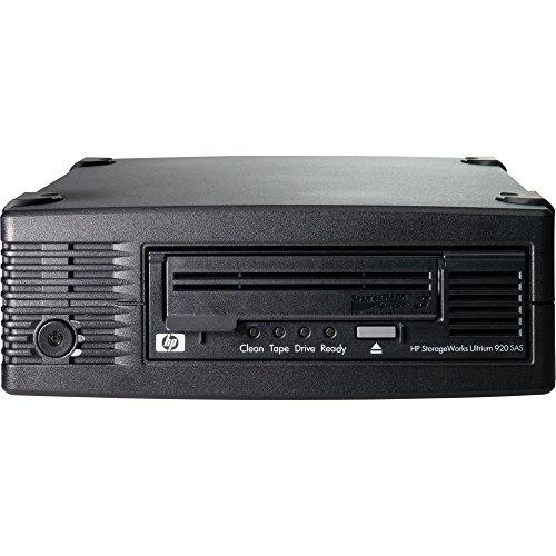 HP LTO3 Ultrium 920 SAS - Unidad de cinta externa, negro