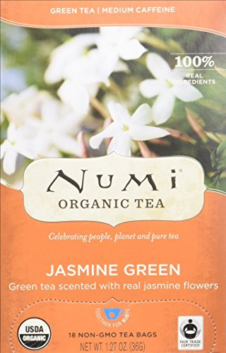 Green Tea Jasmine Green 18 Bags