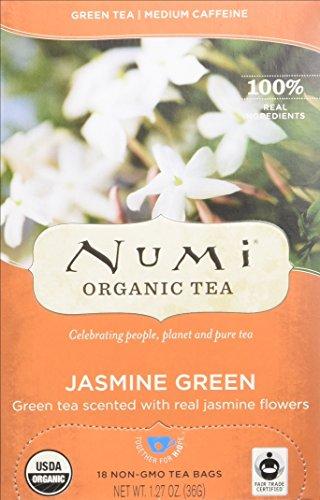 Numi Tea Monkey King Green Tea, 18 Bag