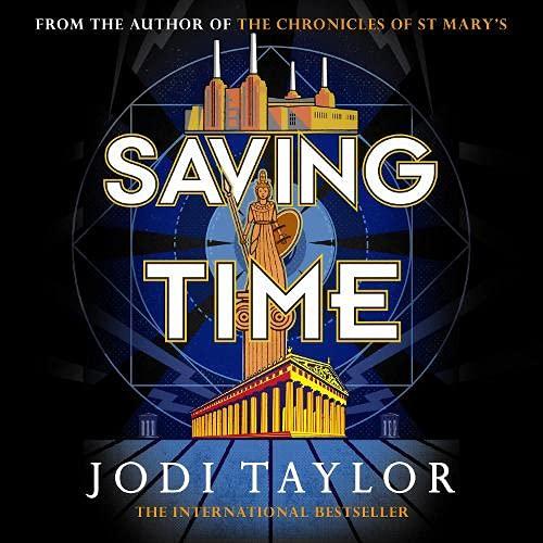Saving Time cover art