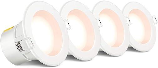 HPM DLI70054P 5W DLI Series Downlight 4 Pack 5W DLI Series Downlight 4 Pack, White