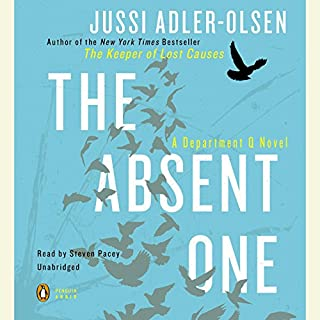 The Absent One audiobook cover art
