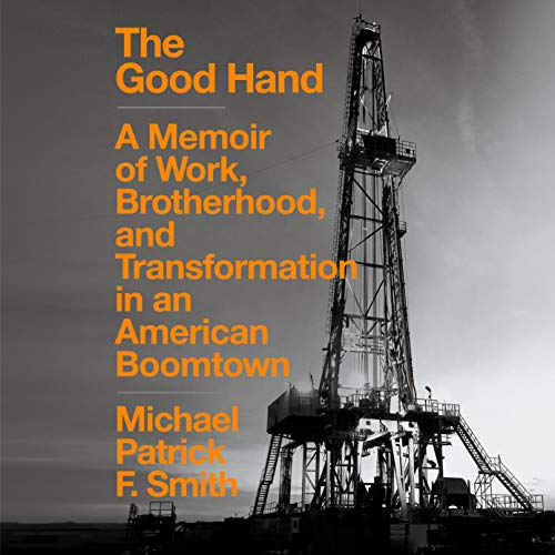 The Good Hand Audiobook By Michael Patrick F. Smith cover art