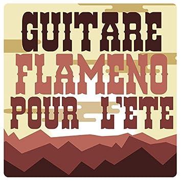 Guitare flamenco pour l'été