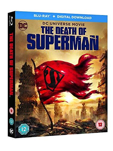 Death Of Superman [Edizione: Regno Unito] [Reino Unido] [Blu-ray]