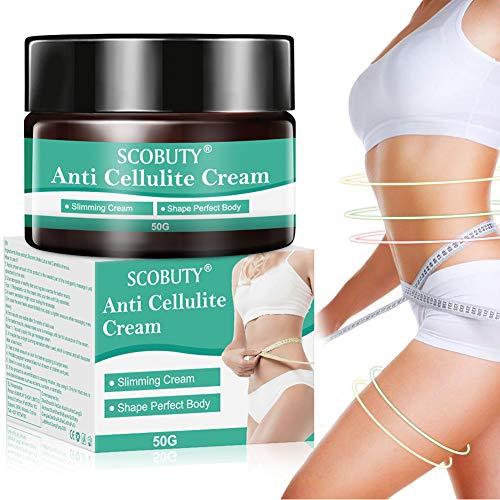 Slimming Cream,Anti Cellulite Cream,Body Slimming Cream, Skin Firming Cream,Cellulite Treatment Cream for Thighs, Legs, Abdomen, Arms and Buttocks