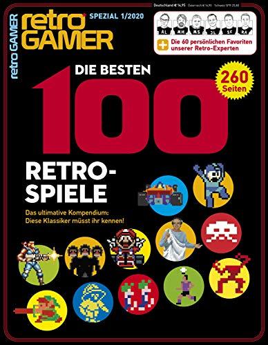 Retro Gamer Spezial 4/2020: Die 100 besten Retro-Spiele