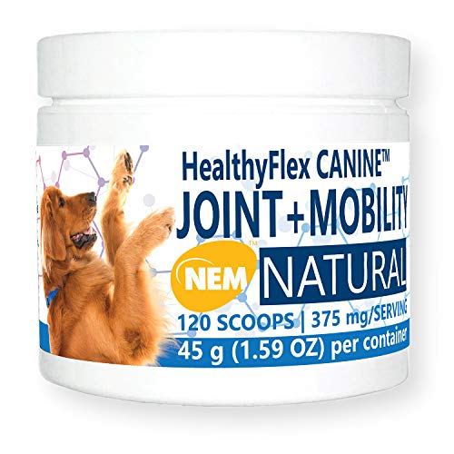 Equa Holistics HealthyFlex Canine Joint + Mobility Dietary Supplement...