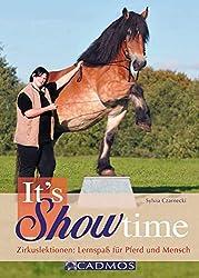 Click! Was Zirkuslektionen alles für dein Pferd tun können 3