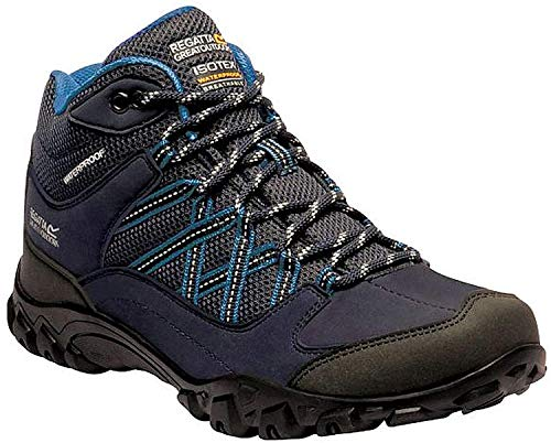 Regatta Edgepoint Mid Waterproof Hiking Boots