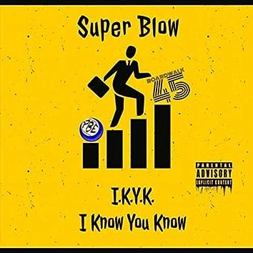 I Know You Know(Ikyk)