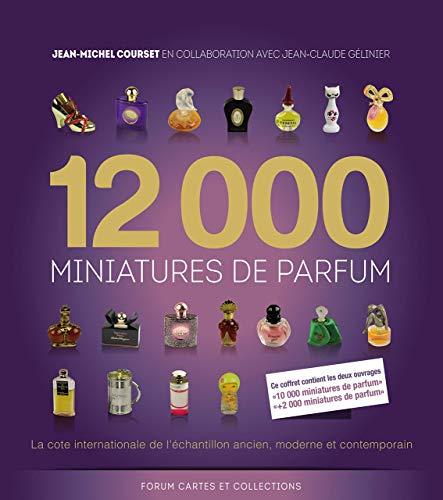 12000 miniatures de parfum coffret edition limitee
