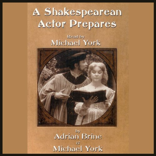 A Shakespearean Actor Prepares cover art