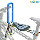 UrRider Child Bike Seat, Portable, Foldable & Ultralight Front Mount Baby Kids' Bicycle