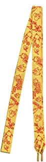 Simpsons - Itchy & Scratchy Duotone Shoelaces Yellow