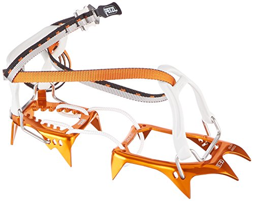PETZL - Leopard FL, Ultralight Crampon for Snow Approaches