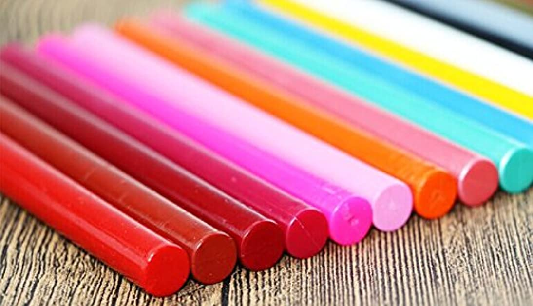 Gift Pro Colorful Totem Fire Manuscript Sealing Seal Wax Sticks Without Wicks Multi-Color Cord Wick Sealing Wax for Postage Letter Retro Vintage Wax Seal Stamp (10 Pcs Wax Seal)