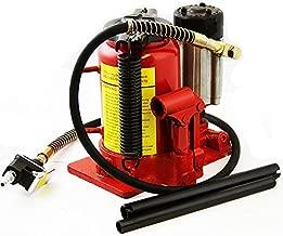 20 Ton Air Hydraulic Bottle Jack Manual Lifts Hoist