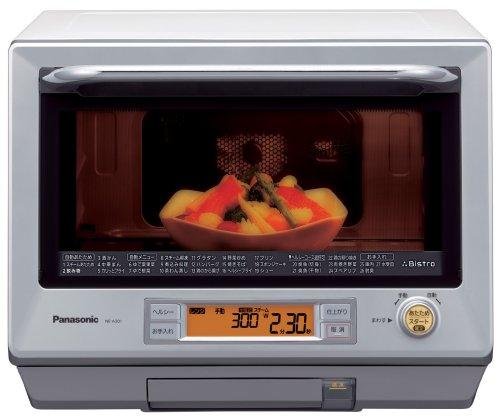 パナソニック 3つ星ビストロ スチームオーブンレンジ ホワイト NE-A301-W(-)