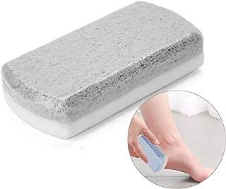 OWIIZI Glass Pumice Stone for Feet, Hands Callus Remover Pedicure Exfoliator Tool Foot Scrubber