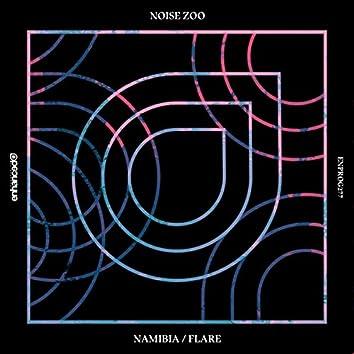 Namibia /  Flare