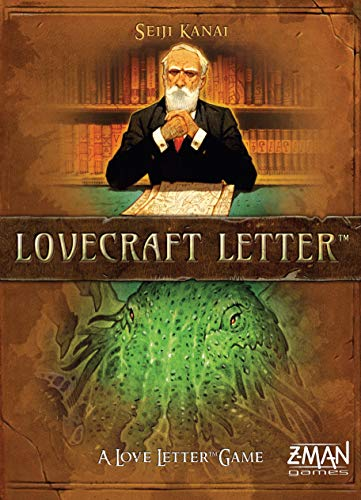Z-Man Games Lovecraft Letter