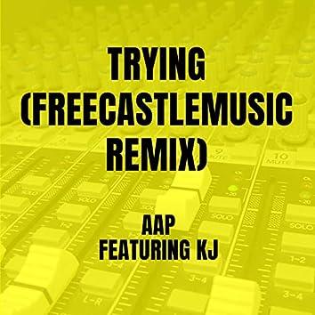 Trying (FreeCastleMusic Remix)