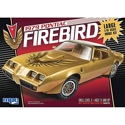 MPC 1979 Pontiac Firebird 1:16 Scale Model Kit