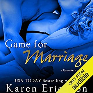 Game for Marriage audiobook cover art
