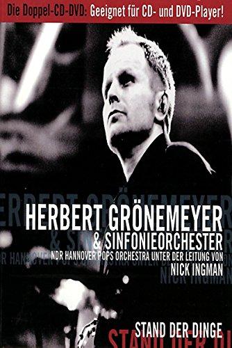 Herbert Grönemeyer - Stand der Dinge (DVD Plus)