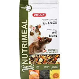 NUTRIMEAL 2.5kg Bag of Full of Flavour Complete Mixed Food for Rats and Mice