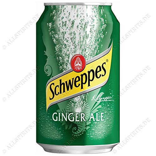 Schweppes Ginger Ale 24 x 0,33 ltr. inkl. Pfand