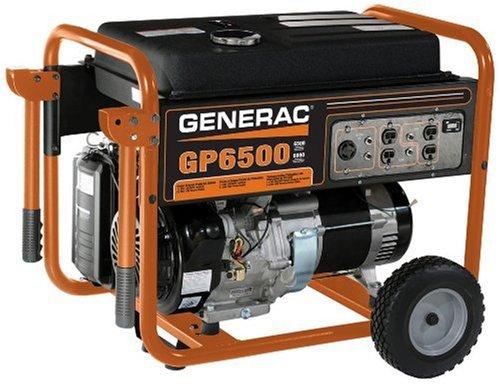 Generac 5946 GP6500 8,000 Watt 389cc OHV...