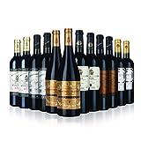 Spanish Rioja Red Wine - 12 Bottles (