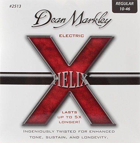 Dean Markley 2513 - Juego de cuerdas para guitarra eléctrica.010-.046