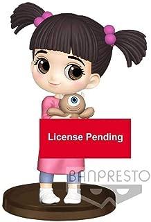 Banpresto - Figurine Disney - Petit Pixar Boo Q Posket 7cm - 3296580826834