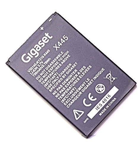 Gigaset SL400 SL400h SL350 SL350h SL610 Pro. SL4 Pro. SL5h SL450 SL450h SL750 SL750h Original Akku