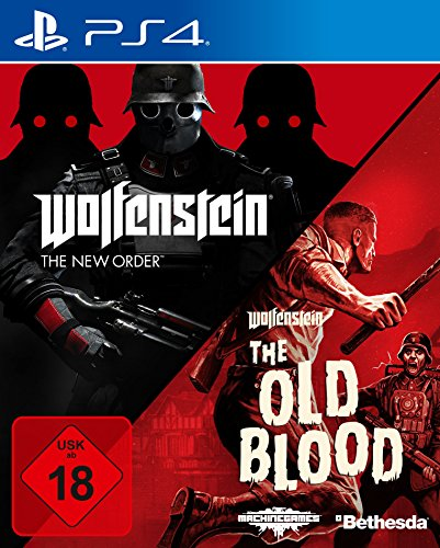Wolfenstein: The New Order & The Old Blood (Bundle) [Importación alemana]