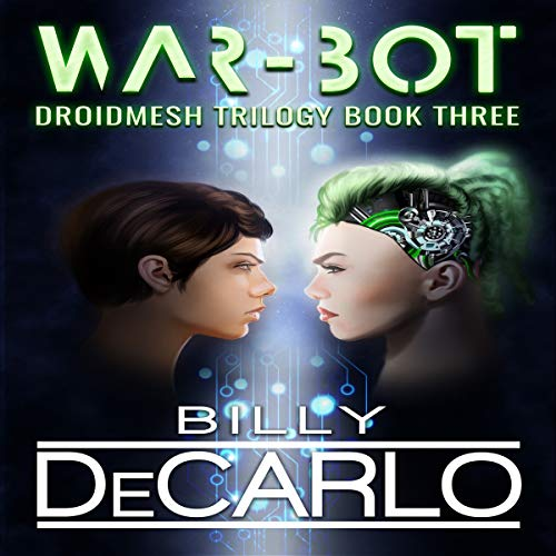 War-Bot audiobook cover art