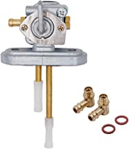 Yomoly Petcock Fuel Gas Tap Valve Compatible with Yamaha Right or Left XS650 XS750 Special XS850 XS1100 SR500 Replaces #447-24500-02