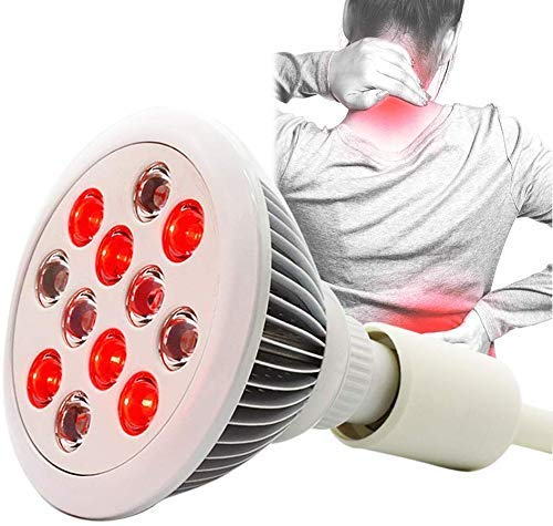 LED Infrared Red Therapy Bulb