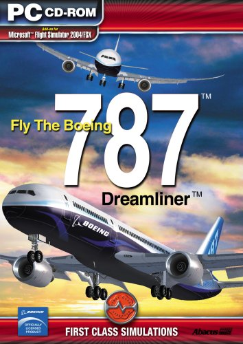 Boeing 787: FSX Add-On [UK Import]