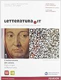 Letteratura.it. Con fascicolo. Ediz. gialla. Per le Scuole superiori. Con espansione online (Vol. 1)