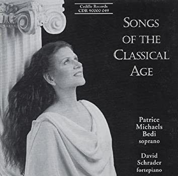 Songs Of The Classical Age