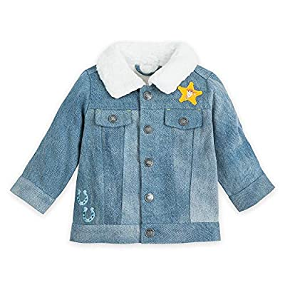 Disney Pixar Toy Story Denim Jacket for Baby Size 18-24 MO Multi
