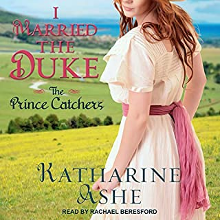 I Married the Duke audiobook cover art