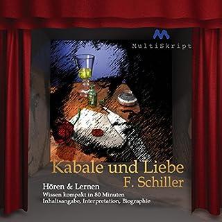 Kabale und Liebe     Hören & Lernen              Autor:                                                                                                                                 Beate Herfurth-Uber                               Sprecher:                                                                                                                                 Wilfried Haugg                      Spieldauer: 1 Std. und 17 Min.     6 Bewertungen     Gesamt 3,3