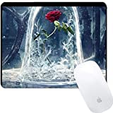 DISNEY COLLECTION Mouse Pad Rectangle Mouse Pad 2017 Beauty and The Beast Movie Poster 7 Lovely